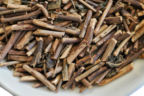 The Steepery Tea Co. - 3 year aged roasted tea stems