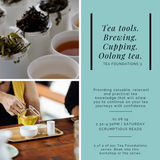 Tea Foundations Series & Workshops