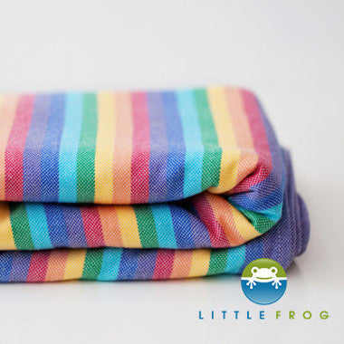 Little Frog Marine Chalcedony Woven Wrap - Hug and Cuddles