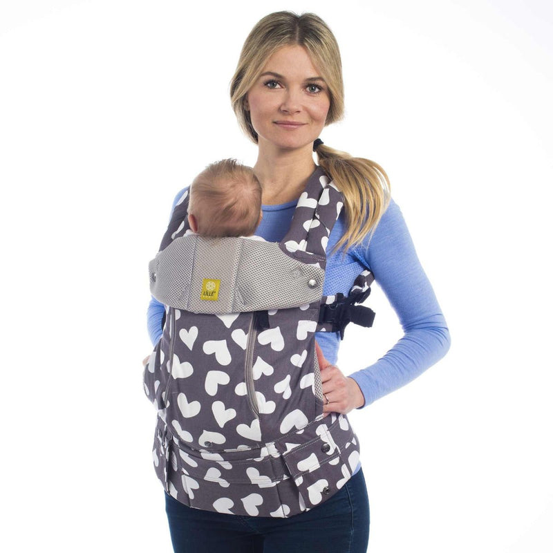 Lillebaby Complete All Seasons Hearts - Hug and Cuddles