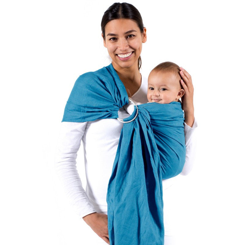 Beco Ring Sling - Ocean - Hug and Cuddles - 1