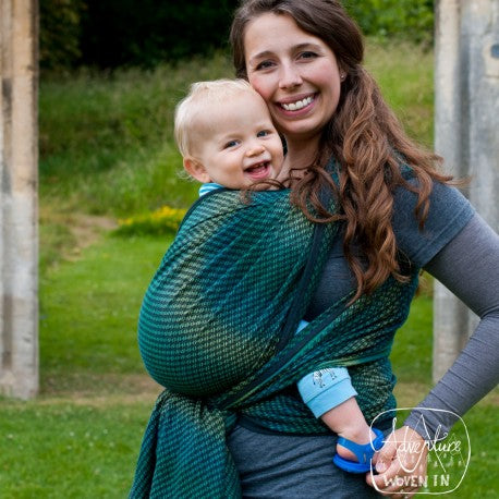 Didymos Facette Tethys - Hug and Cuddles