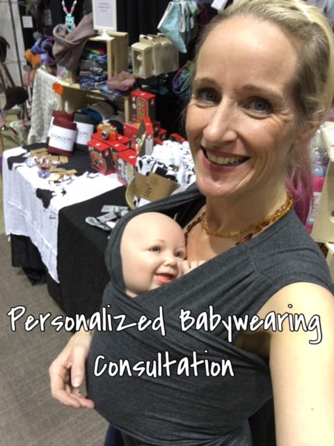 Babywearing Consultations - In Person
