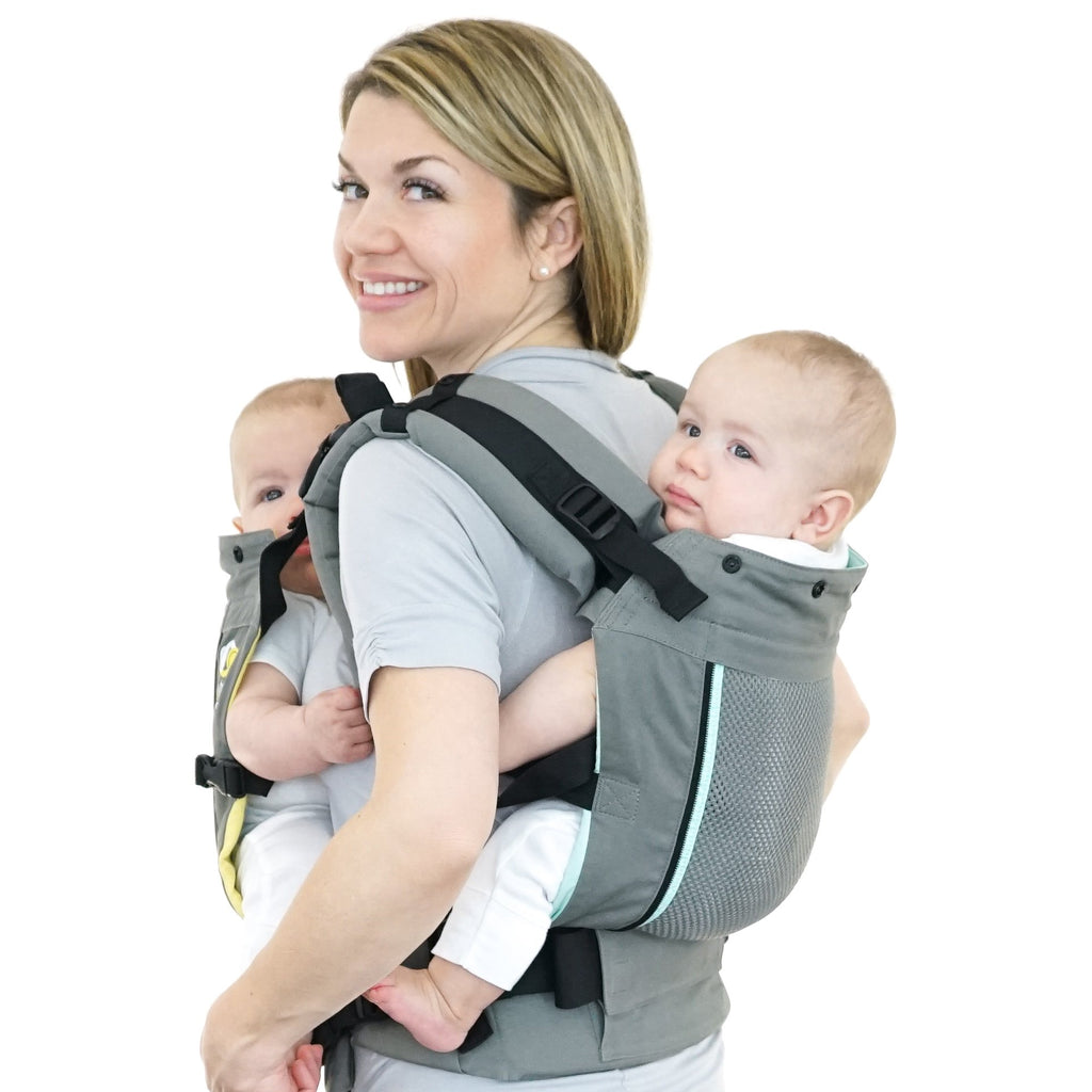 Twin Go AIR Carrier - Grey
