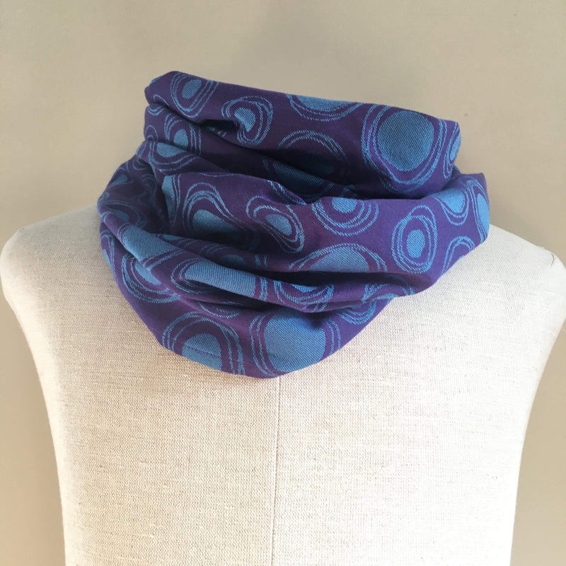 Ankalia Orbit Aquarius Infinity Scarf
