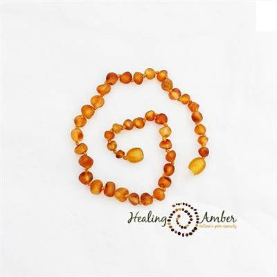 "Baltic Amber 5.5"" Bracelet with Clasp"