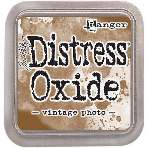 Tim Holtz Distress Oxide Ink - Vintage Photo - The Heart Desires