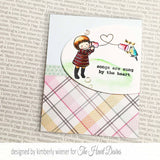 Pinkfresh Studio Sweet Songs Stamps - The Heart Desires