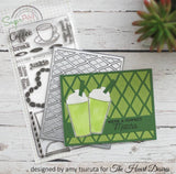 SugarPea Harlequin Cover Plate - The Heart Desires