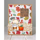 Jen Hadfield Warm and Cozy 6x6 Paper Pad - The Heart Desires