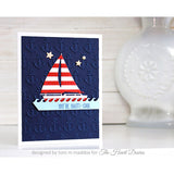 Anchors Embossing Folder