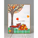 Lawn Fawn Perfectly Plaid - Fall Petite 6x6 Paper Pack
