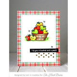 Lawn Fawn Perfectly Plaid - Christmas Petite 6x6 Paper Pack