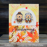 Carta Bella Plaid Stencil 6x6