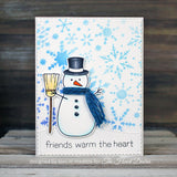 Lawn Fawn Making Frosty Friends - The Heart Desires