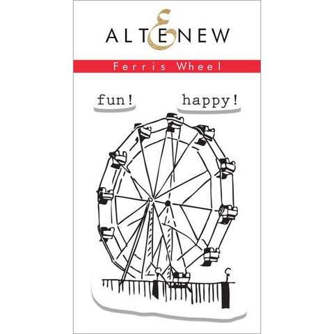Altenew Ferris Wheel - The Heart Desires