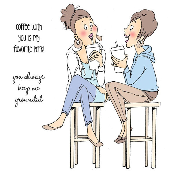 Coffee BFF's - The Heart Desires