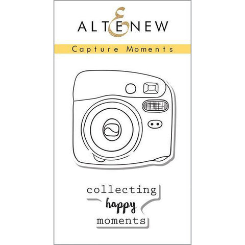 Altenew Capture Moments Stamp Set - The Heart Desires
