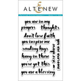 Altenew Painted Encouragement - The Heart Desires