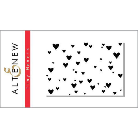 Altenew Tiny Hearts Stamp - The Heart Desires
