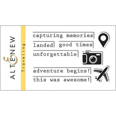 Altenew Traveling Stamp Set