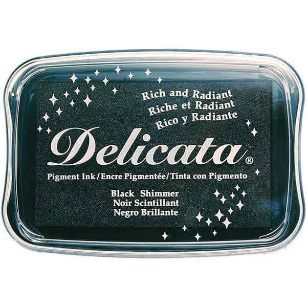 Delicata Black Shimmer - The Heart Desires