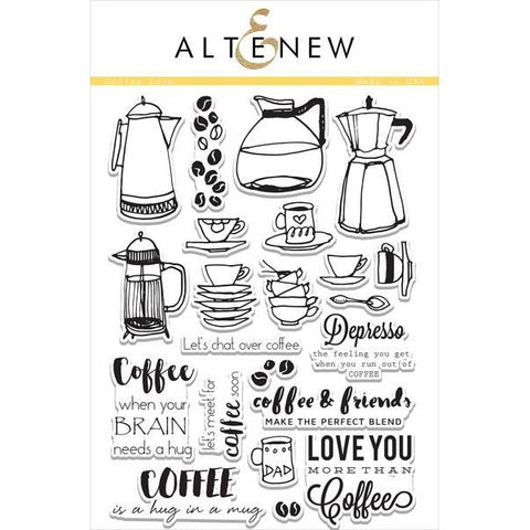 Altenew Coffee Love