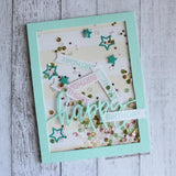 Concord & 9th Happy Card Frame Set