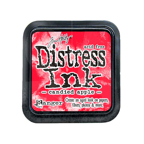 Tim Holtz Distress Ink - Candied Apple - The Heart Desires