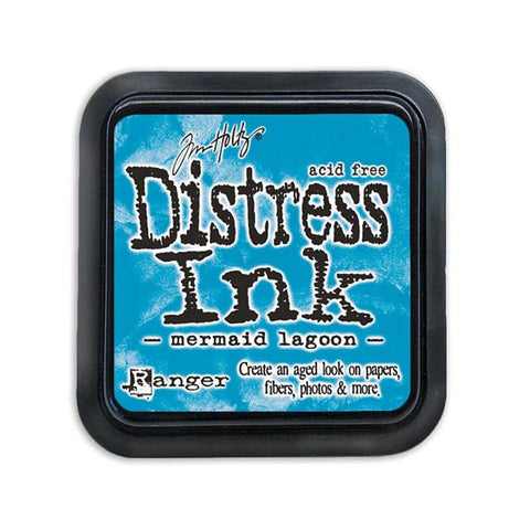 Tim Holtz Distress Ink - Mermaid Lagoon - The Heart Desires