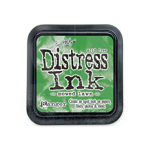 Tim Holtz Distress Ink - Mowed Lawn - The Heart Desires