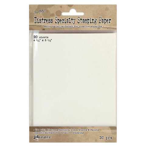Tim Holtz Distress Specialty Stamping Paper