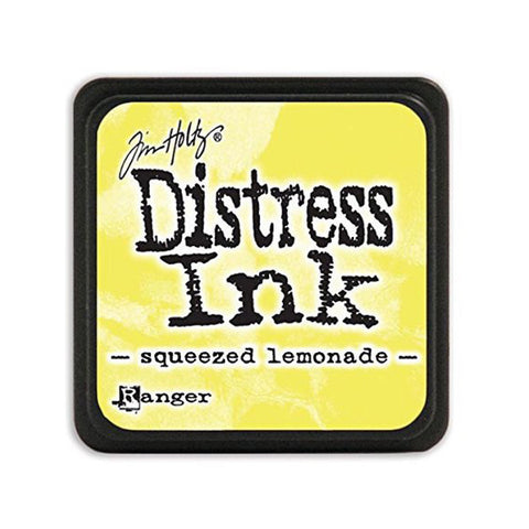 Tim Holtz Distress Ink - Squeezed Lemonade - The Heart Desires
