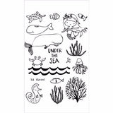 Flora & Fauna Under the Sea Set