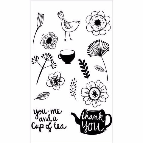 Flora & Fauna You Me & Tea - The Heart Desires