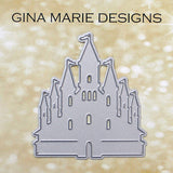 Magical Castle Die - GINA MARIE DESIGNS