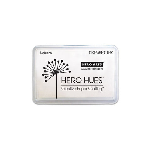 Hero Arts Unicorn Pigment Ink Pad - The Heart Desires