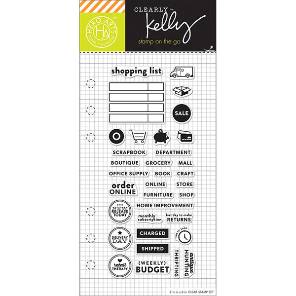 Kelly's Shopping Stamps