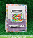 Lawn Fawn How you bean? Stamp Set