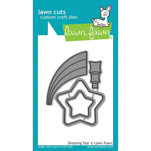 Lawn Fawn Shooting Star Die