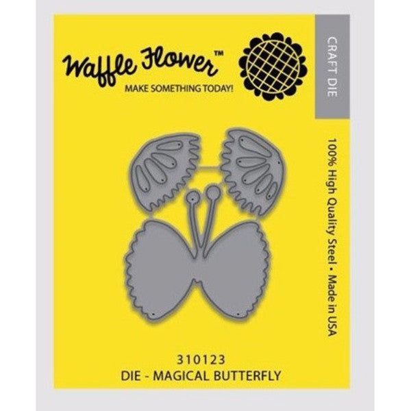 Waffle Flower Magical Butterfly Die
