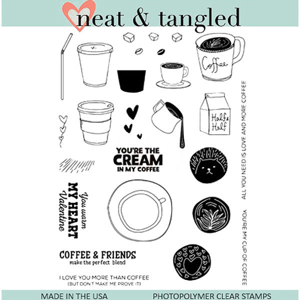 Neat & Tangled Perfect Blend - The Heart Desires