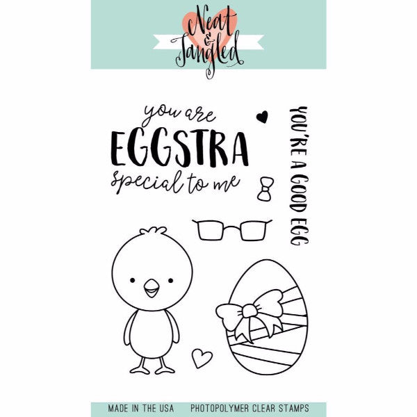 Neat & Tangled Eggstra Special Stamp Set