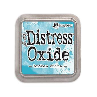 Tim Holtz Distress Oxide Ink - Broken China - The Heart Desires