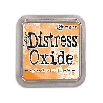Tim Holtz Distress Oxide Ink - Spiced Marmalade - The Heart Desires