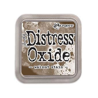 Tim Holtz Distress Oxide Ink - Walnut Stain - The Heart Desires