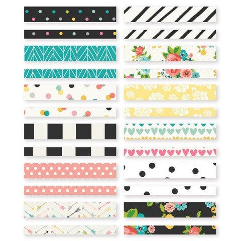 Carpe Diem Washi Paper Tape - The Heart Desires