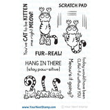 Your Next Stamp Scratch Pad