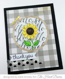 Neat & Tangled Hoop Die- Nice and Neat Dies - The Heart Desires