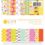 Sunny 6x6 Paper Pad - The Heart Desires